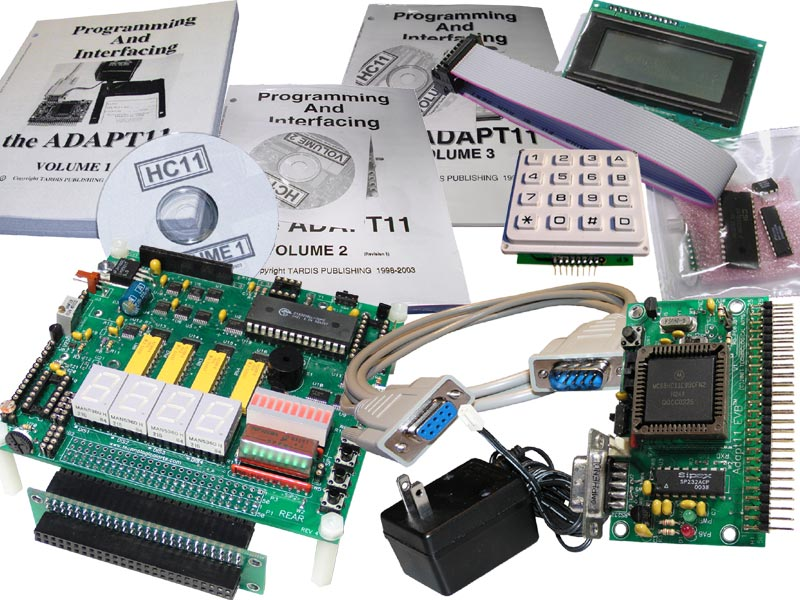 Roger's Embedded Microcontrollers Home Page