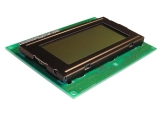 16-character 4-line non-backlit LCD