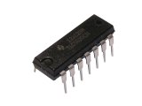 DAC, 8-bit, 4-channel, SPI