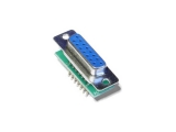 D-Sub Adapters, 15-pin socket