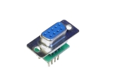 D-Sub Adapters, 9-pin socket
