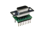 D-Sub Adapters, high-density 15-pin socket (VGA, SVGA)