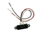 GP2D120 IR distance-measuring sensor assembly
