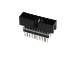 IDC Ribbon Cable-to-breadboard adapter, 20-pin