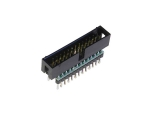 IDC Ribbon Cable-to-breadboard adapter, 26-pin