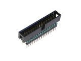 IDC Ribbon Cable-to-breadboard adapter, 34-pin