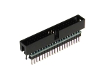 IDC Ribbon Cable-to-breadboard adapter, 40-pin