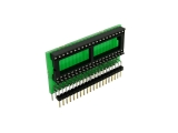 adapter, 40-pin DIP to solderless breadboard