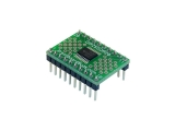 breakout board, level-shifter, 3V/5V, 20-pin wide DIP