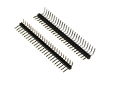 header set, 2x25-pin, breadboard-compatible