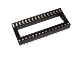 socket, 32-pin, solder-tail