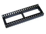 socket, 40-pin, solder-tail