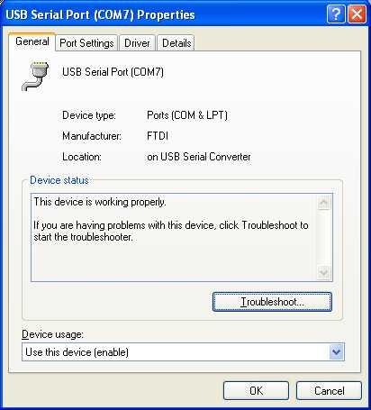 Configuring Windows Usb Virtual Com Ports