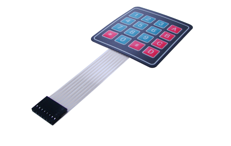 Hex Keypad Information