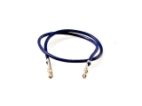 Wire, Blue, 6 in, 10 pcs.