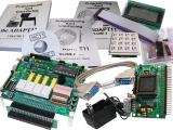 68HC11 Courseware, 3-volume set, including hardware