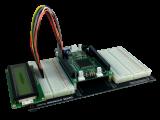Breakout Baseplate for Adapt9S12 dual-header MCU Modules