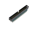IDC Ribbon Cable-to-breadboard adapter, 50-pin