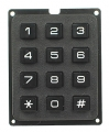 Matrix Keypad, 3x4