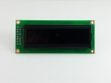 OLED, 2x16 character, SPI interface
