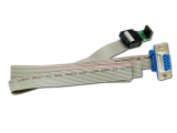 Serial Cable to 4 Pin Molex, ribbon