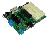 Servo/Sensor/Motor Interface Board for NanoCore12DX