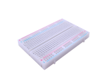 Solderless Breadboard, 400 tie points