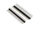 header set, 2x20-pin, breadboard-compatible
