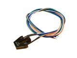 "Photosensor, Reflective, 24"" leads"